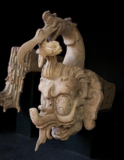 Scultura Maya, Honduras