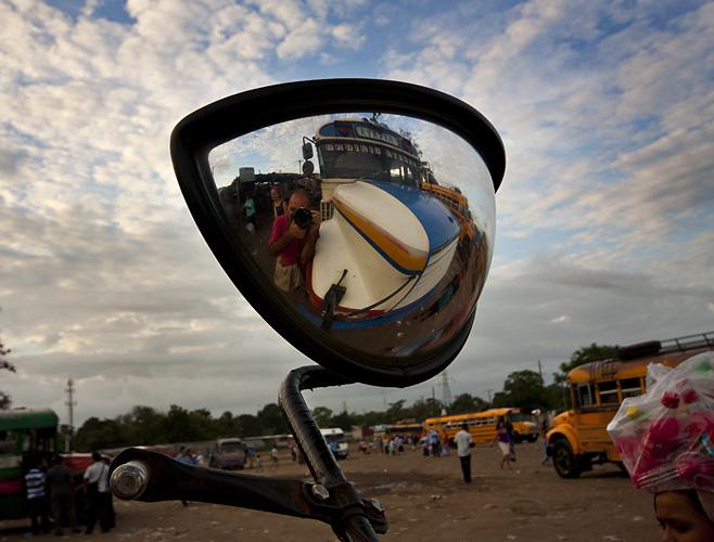 Specchietto pullman, Nicaragua