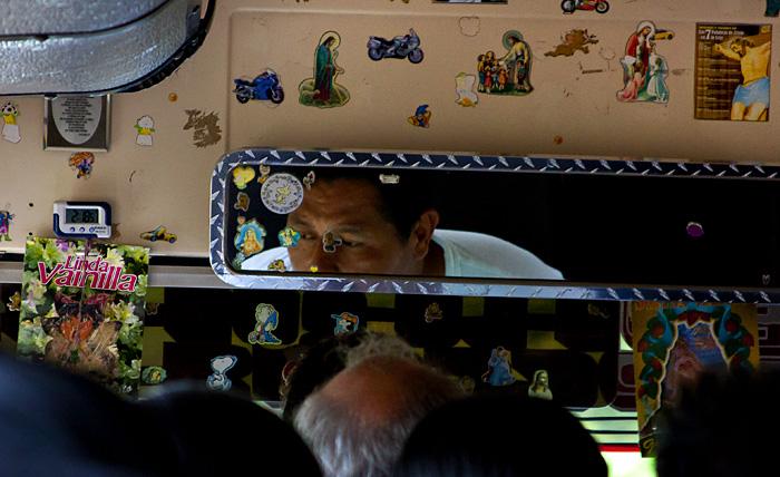 Sul bus, Nicaragua