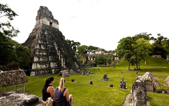 Tikal. Guatemala