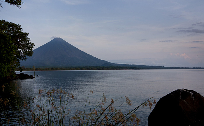 Volcano Ometepe Island