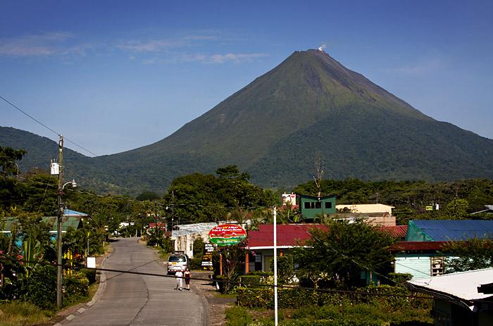 Vulcano Arenal, La Fortuna, Costa Rica