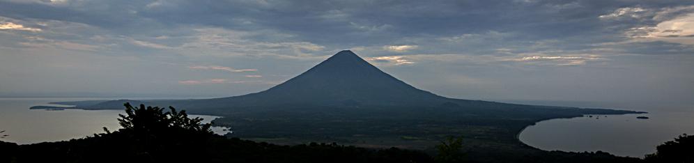 Vulcano, Ometepe, Nicaragua