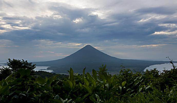 Vulcano, Ometepe island, Nicaragua