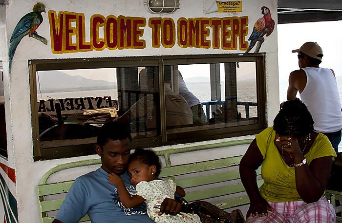 Welcome to Ometepe, Nicaragua