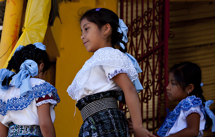 Bambine, San Pedro, lago Atitlan