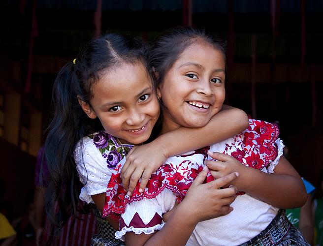Bambine, Guatemala