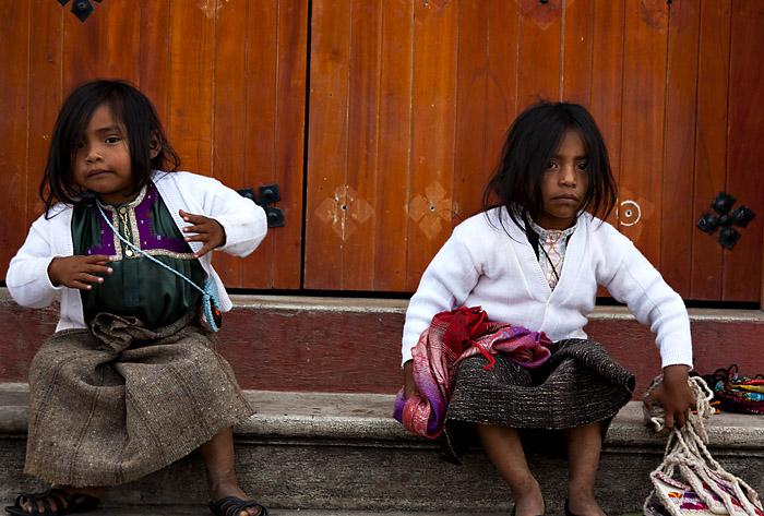 Bambine, San Cristobal, Chiapas