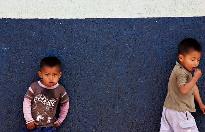 Bambini, Messico
