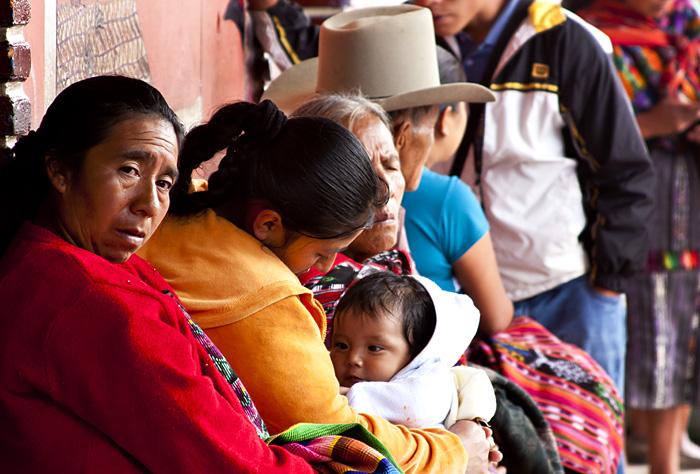 Persone, Guatemala