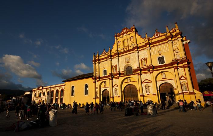 Cattedrale San Cristobal de las Casas, Messico