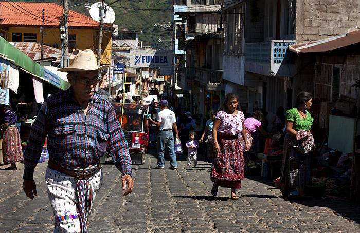 San Pedro de la Laguna, Atitlan, Guatemala