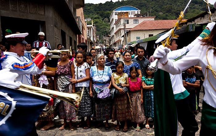 Sfilata, San Pedro, Atitlan, Guatemala