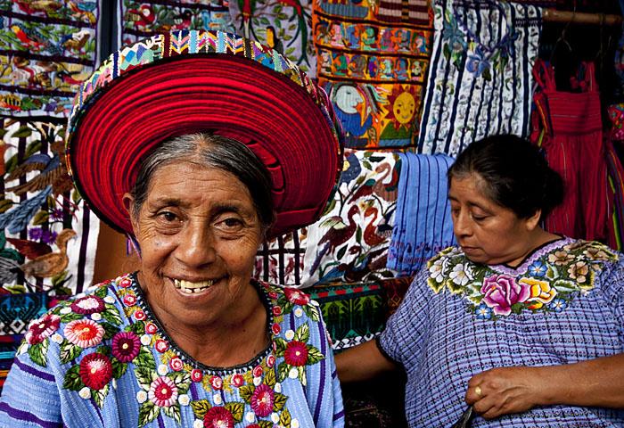Signora 25cents, Guatemala