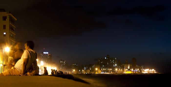Malecon, l'Havana, Cuba