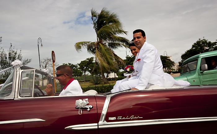 Sposi, Havana, Cuba