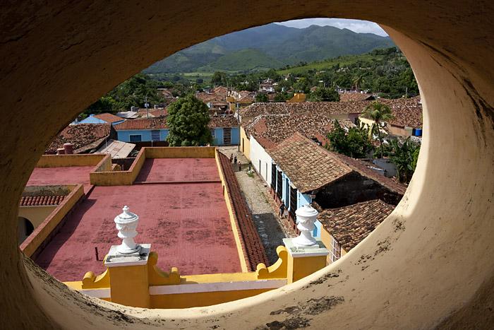 Trinidad a Cuba