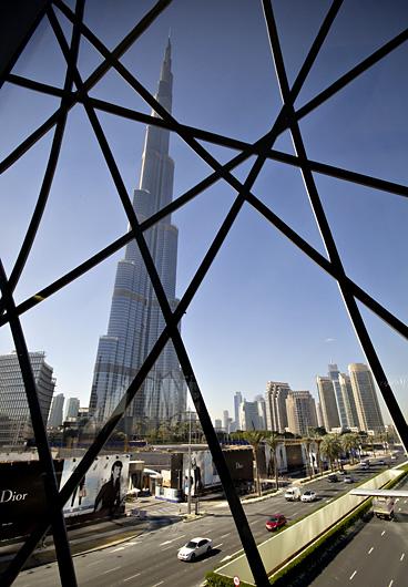 Grattacielo Dubai
