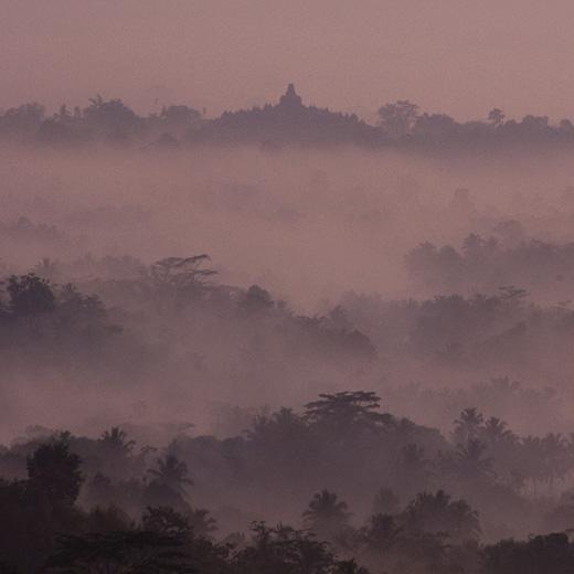 Tempio Borobodur, Indonesia
