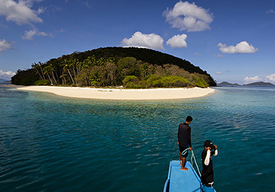 Lonely Island, Palawan, Philippines